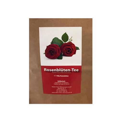 Rosenblüten Tee